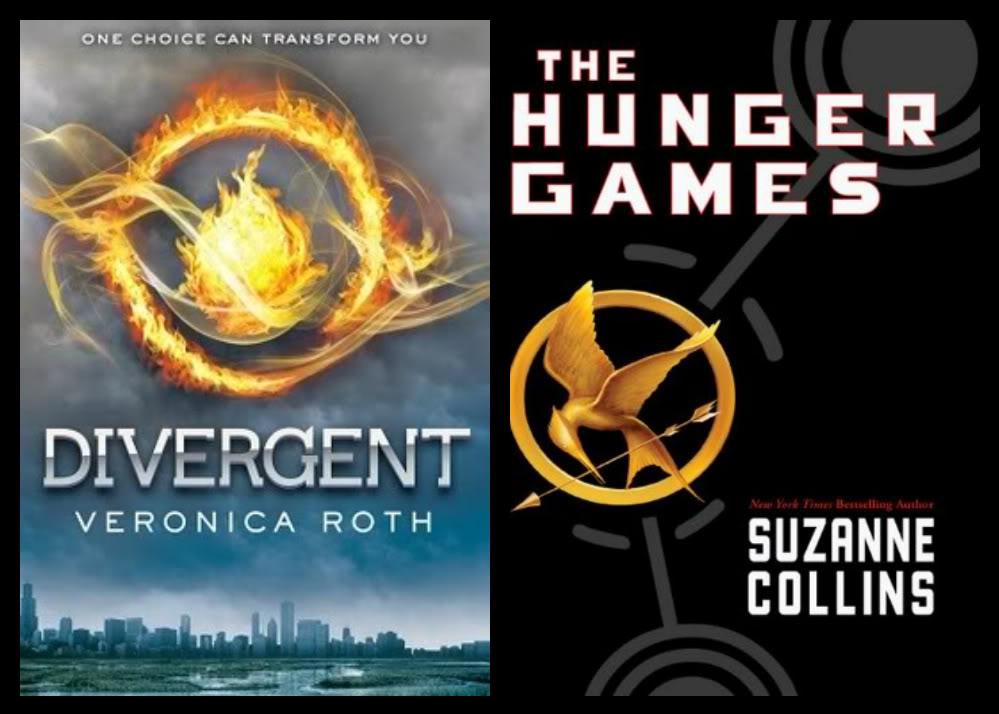 Im Not The Hunger Gamesim Divergent The Banner Newspaper