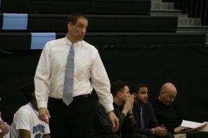 Tony Petosa has been at the helm for men's basketball at the College of Staten Island for 24 years and has built a highly-successful program. (CSI Athletics)