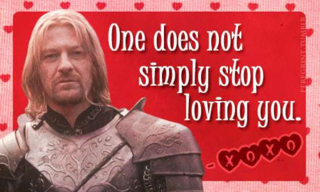 Funny Valentines Day Cards Of Worrior The Banner Newspaper