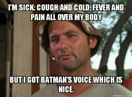 Image result for funny pics of people with colds