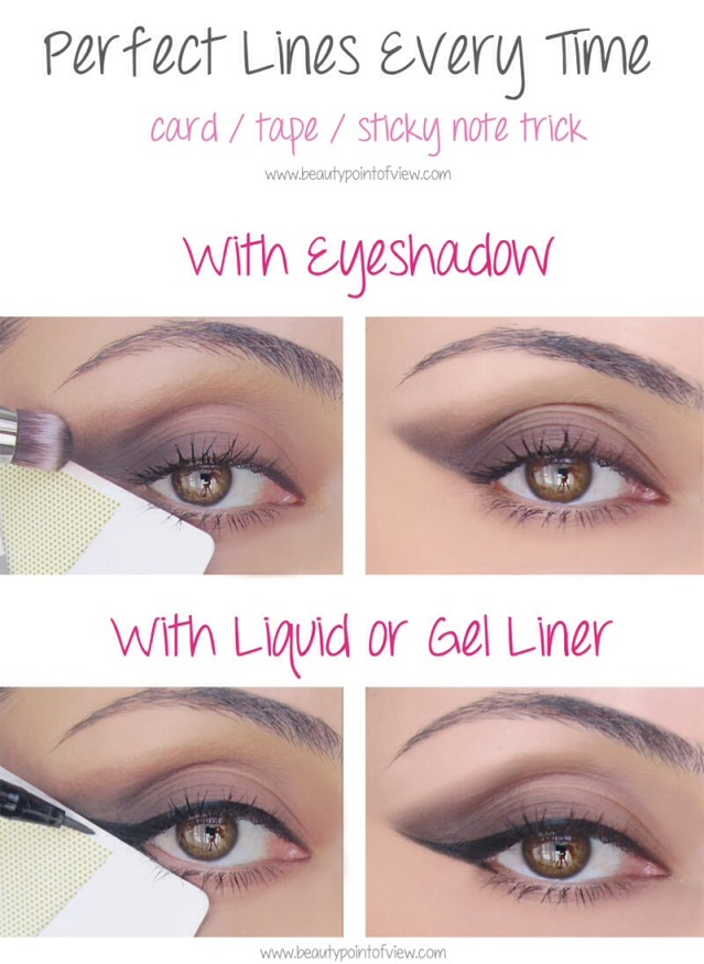 How To Get Your Winged Eyeliner On Fleek The Banner Newspaper