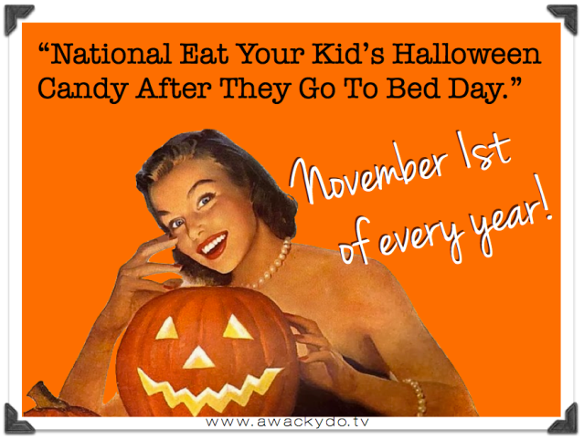 National_Eat_Your_Childrens_Halloween_Candy_Day