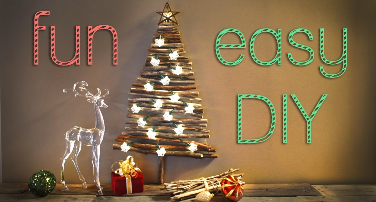 fun easy christmas decorations diy tree robeson design