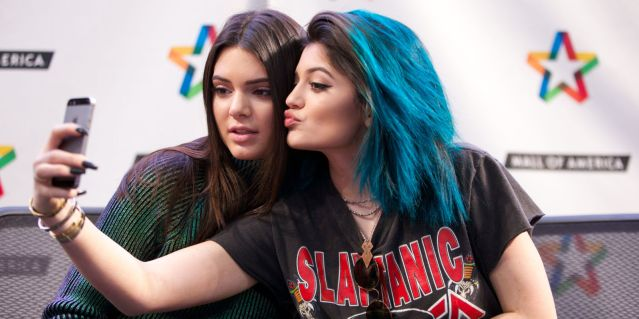 Kendall and Kylie launched their own virtual game available for Apple and Android products.