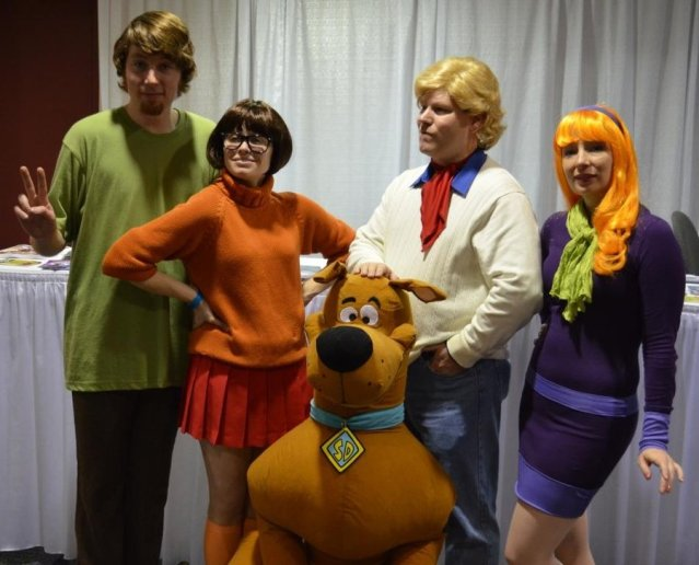 scooby_doo_gang___megacon_2012_by_tiger18056-d4qfjkt