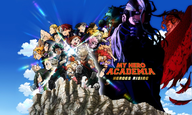 A Very Geeky Review Of My Hero Academia Heroes Rising The Banner Newspaper