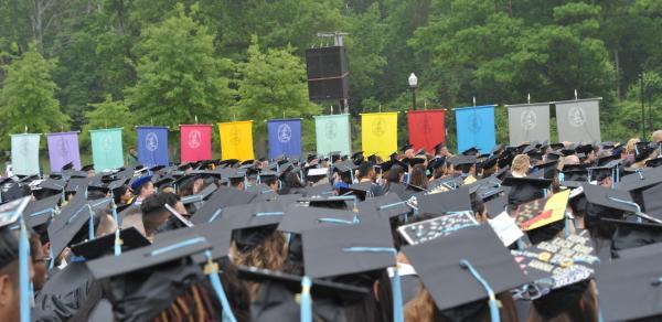 CSI Students Spearhead GradWalk