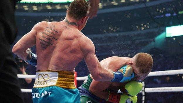 Picture Two Canelo Keeps on Taking Titles