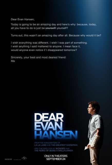 Dear Evan Hansen Movie