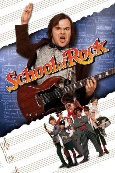σχολή ροκ